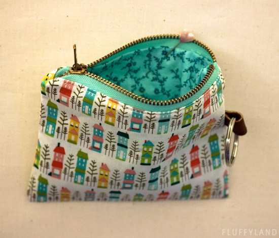 birthday pouch for claire: paris apartments