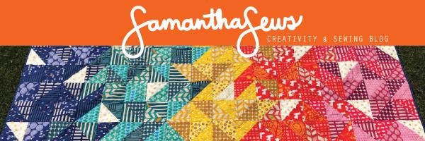 samanthasews - creativity and sewing blog
