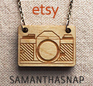 camera love: samanthasnap on etsy