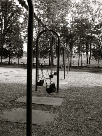 swings in a row