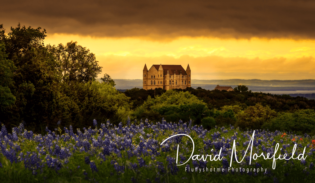 Falkenstein Castle located in Burnet, TX