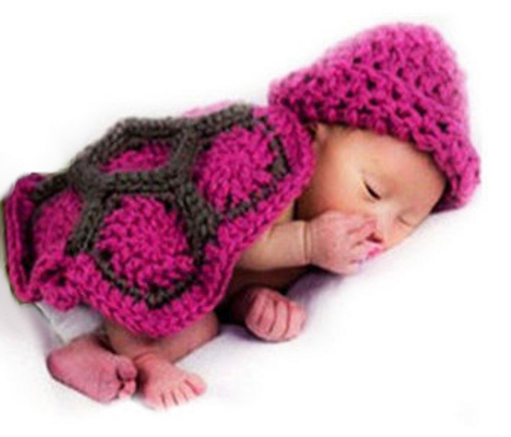 Baby Mtze Schildkrte P Neugeborenen Fotoshooting Newborn