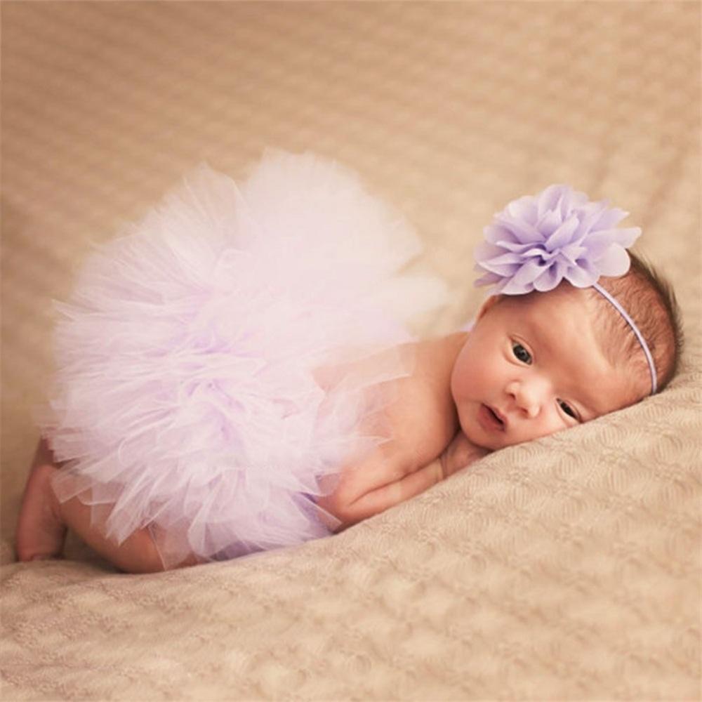 Baby Set Tutu Rock  Stirnband Fotoshooting NEU  eBay