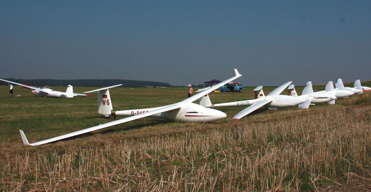 Flugzeugpark Fliegerclub Oschatz e.V.