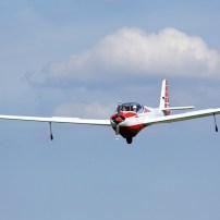 Rundflug Motorsegler Falke