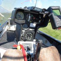 DG-100 Elan Cockpit