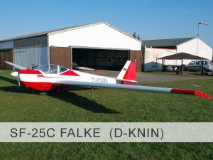 SF-25C Falke D-KNIN Template