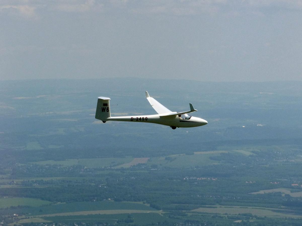Libelle D-2450 Streckenflug