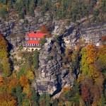 Prebischtor in der Böhmischen Schweiz