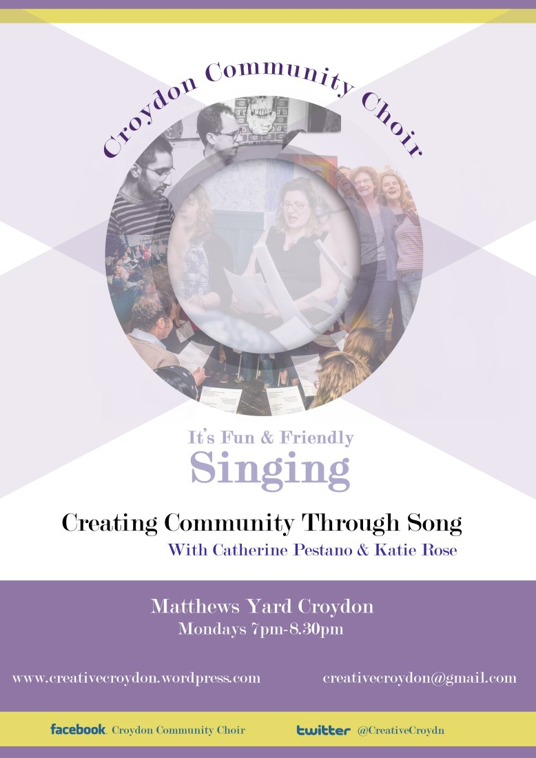 choir flyer 4a