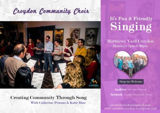 choir- flyer CC