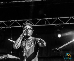Omar live at Purley Festival 2015