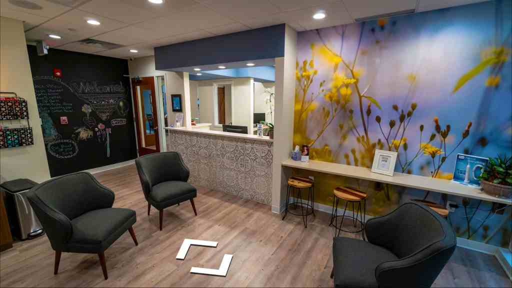 Google Virtual Tour of Dentist Office