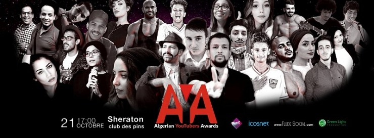 Algerian Youtubers Awards