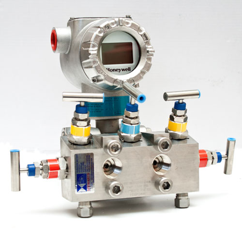 honeywell pressure transmitter wiring diagram onan genset std800 smartline differential transmitters dp fitted through a 5 valve manifold