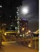 Brisbane City Moon