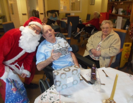 Activities The Wingfield Care Home Barchester Healthcare
