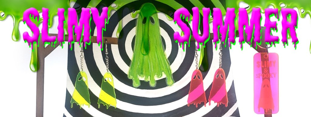 Slimy Summer Is Here!