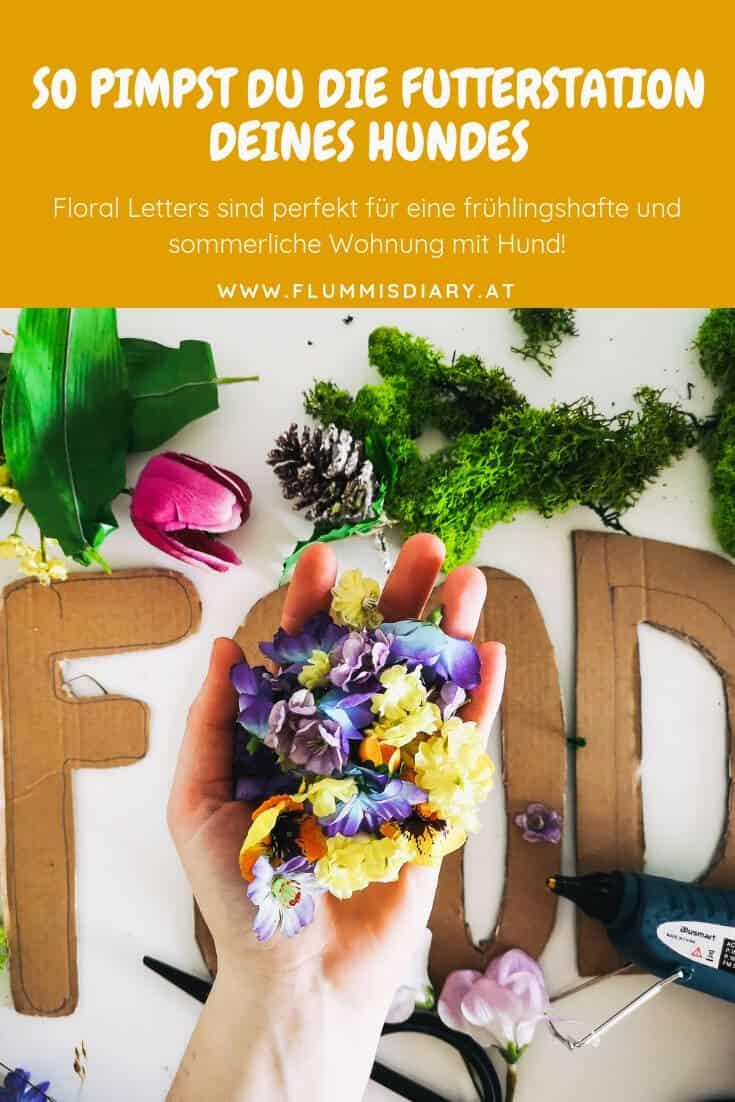 dekoration-floral-letters-diy-hunde