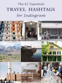 Essential Travel Hashtags Instagram Flung