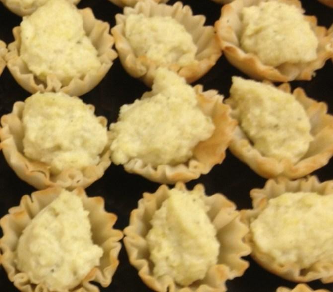 Hot Artichoke Dip by Kimball Art Museum Chef Extraordinaire Gina Roberts!