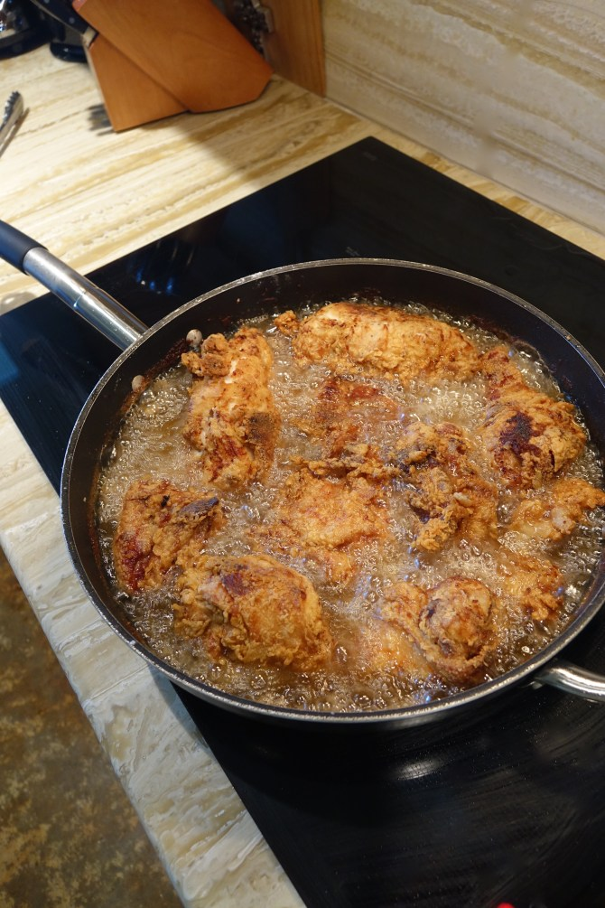 World's Best Southern Fried Chicken