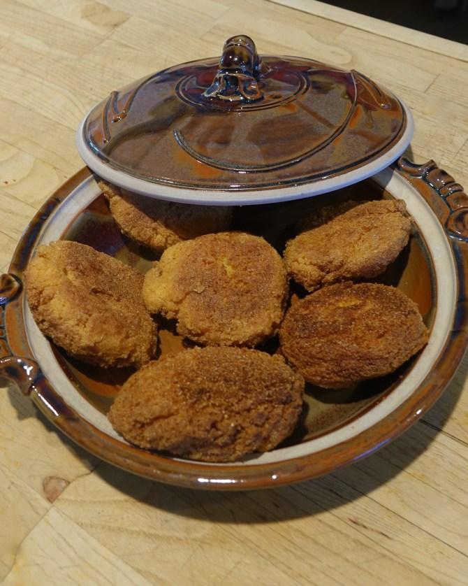 Big Mamma's Hot Water Cornbread (A Southern Favorite)