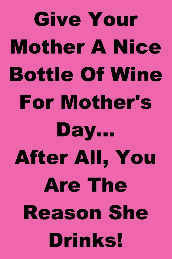 Happy Mother's Day From www.FlunkingFamily.com!