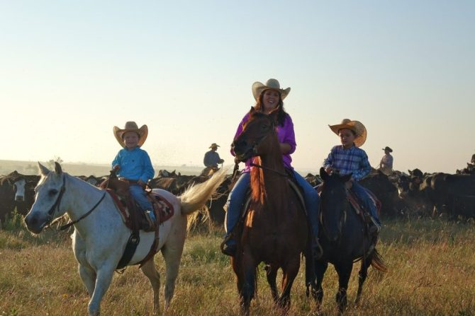 Ranching ~ It's A Generational Thing
