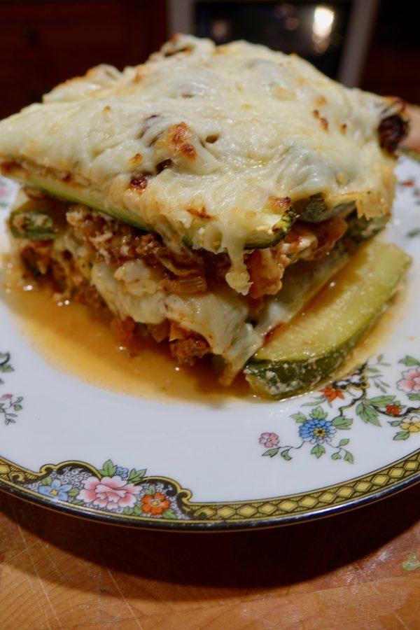Easy and Delicious Zucchini Lasagna