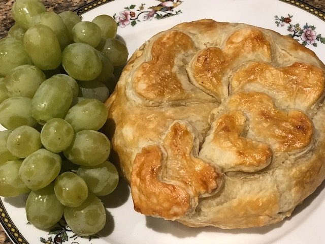 Quick and Easy Baked Brie Recipe!