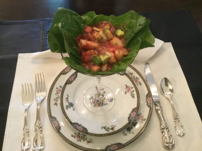 Ceviche ~ Acapulco StyleThe BEST, Easiest Ceviche Ever!