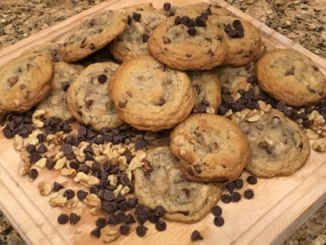 World's Best Chocolate Chip Cookie Recipe