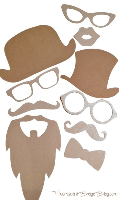 Chipboard Shapes