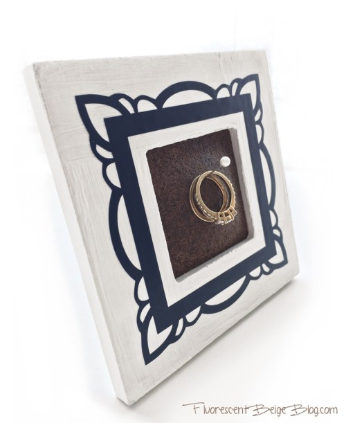Cork Ring Holder Side