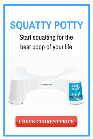 Squatty Potty Reviews (2019 UPDATED) A New Way of Pooping?