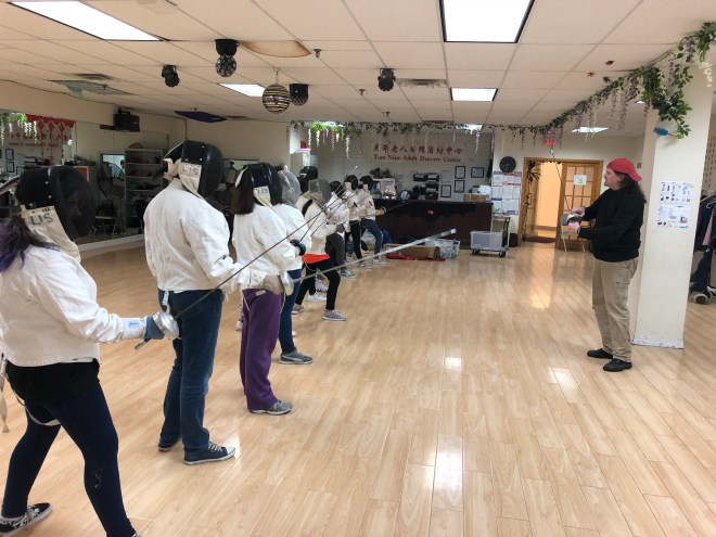 Queens Fencing Club (Flushing)
