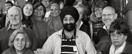 Interfaith Unity Walk