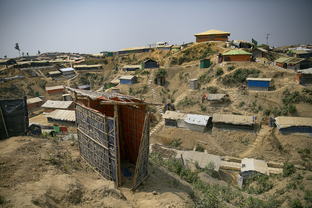 Bangladesh – Rohingya women in refugee camps share stories of loss and hopes of recovery