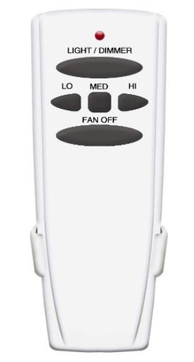 Ecoobay Ceiling Fan Remote Control