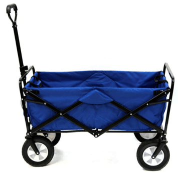 Mac Sports collapsible folding wagon- for homesteading
