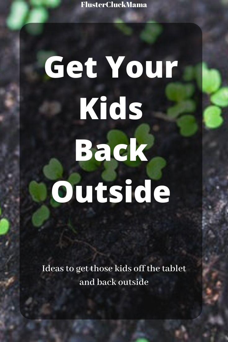 Get Your Kids Outside