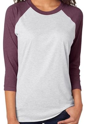 Women's Raglan Baseball t-shirt
