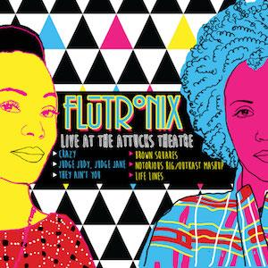 flutronix, live, Allison Loggins-hull, nathalie Joachim
