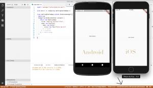 Android Emulator Flutter
