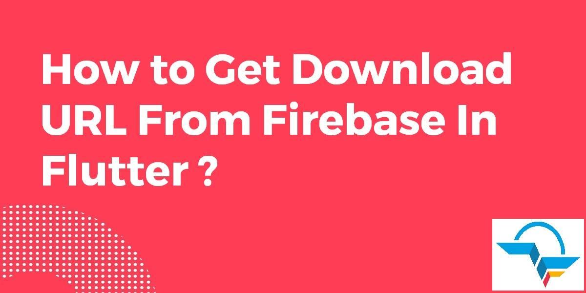 Firebase flutter