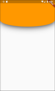 Rounded Corner In App Bar Flutter