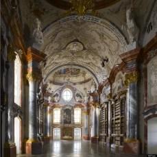 Altenburg Abbey in Austria (Photo taken by Will Pryce)