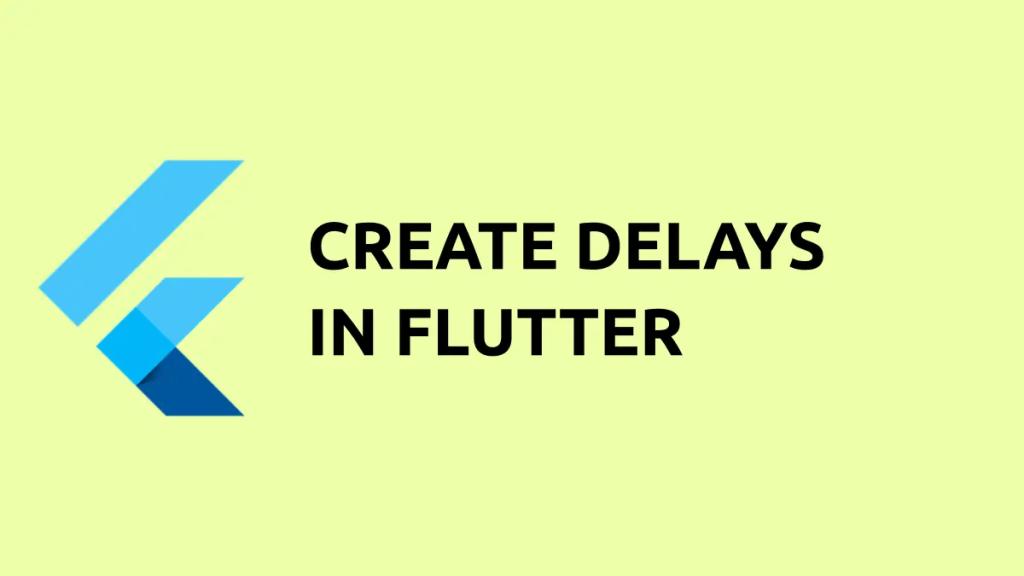 flutter timer example