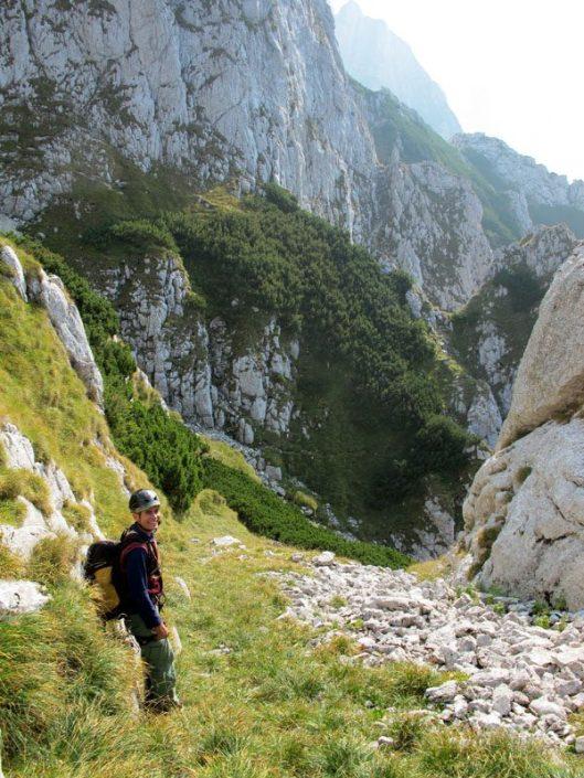 alpinism muntii piatra craiului